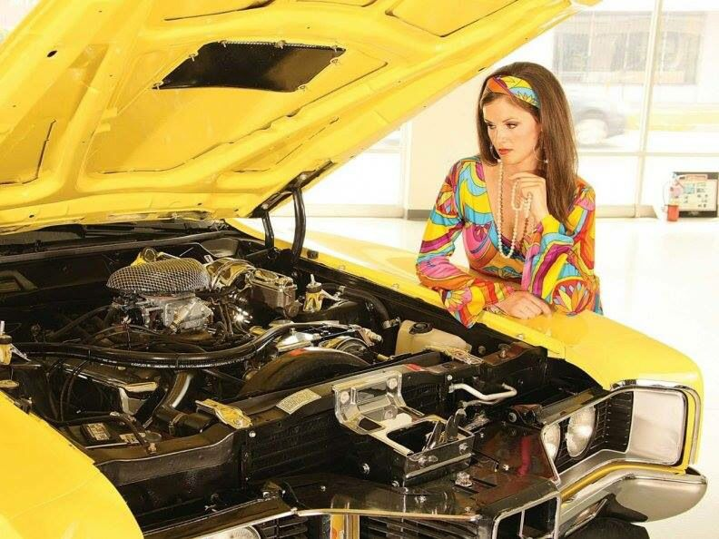 I Can Fix Anything Car Tuning Car Girls Photo