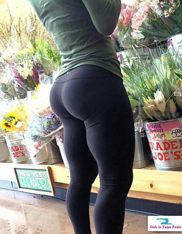 Right! think, big ass girl spandex