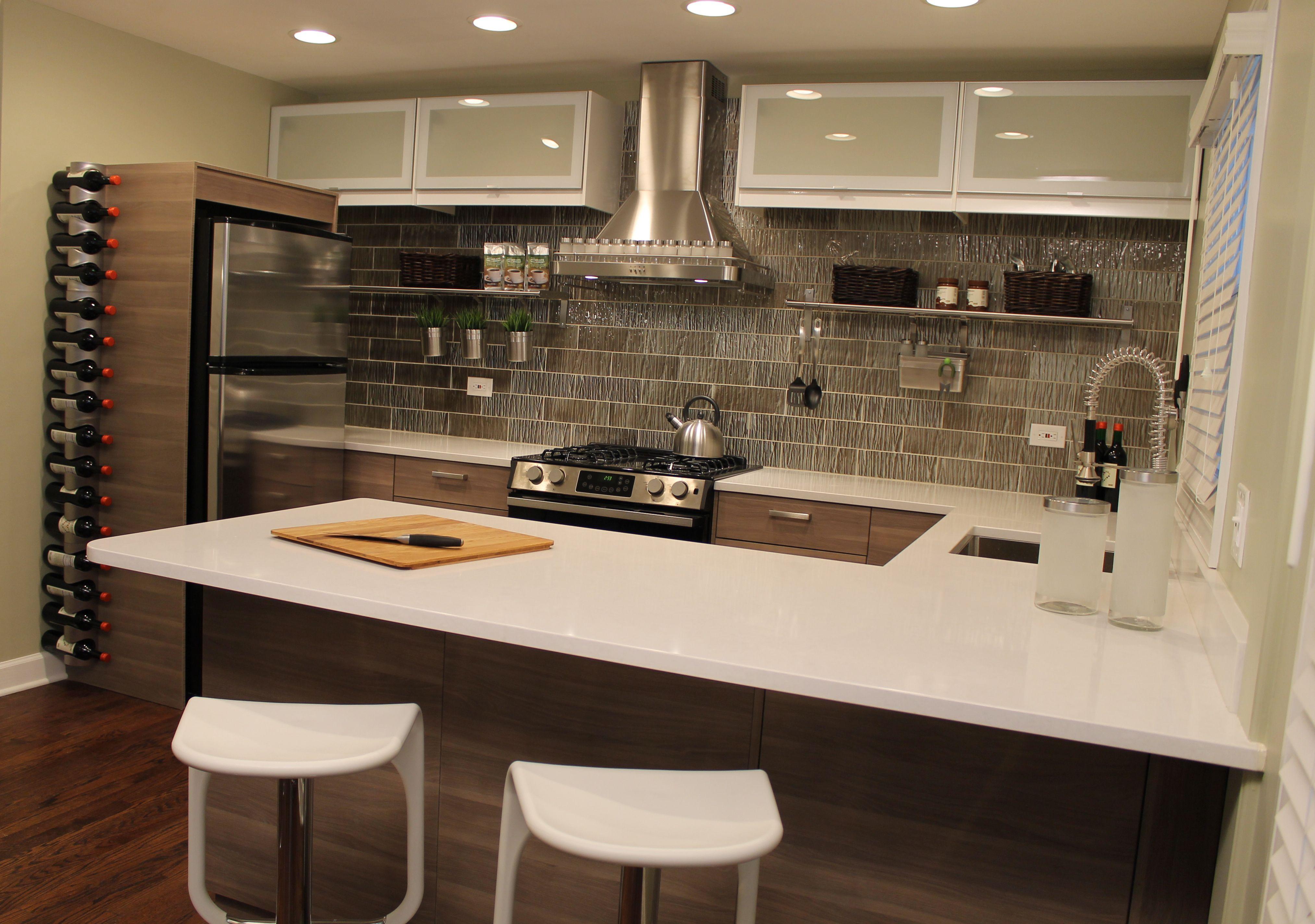 Urban Chic - Warm | Chicago interior design, Chicago ...