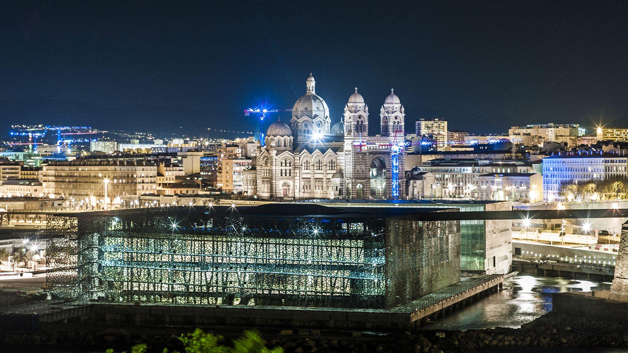Marseille une métropole dynamique Les Terrasses du Port