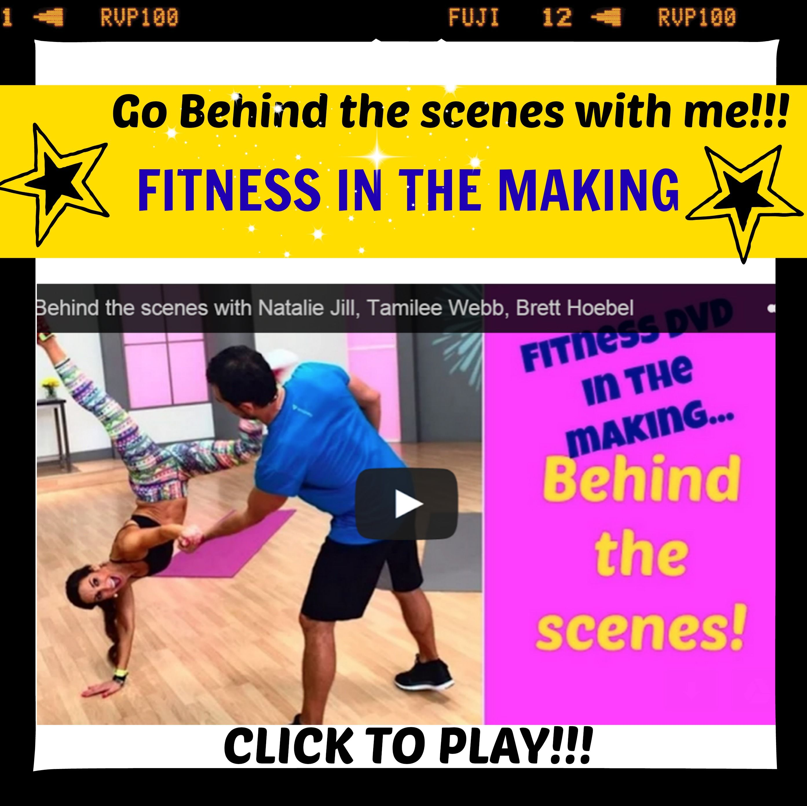 Fitness First Dvd Verleih: A Little Look Into The Bloopers, Fun Time And What Goes On