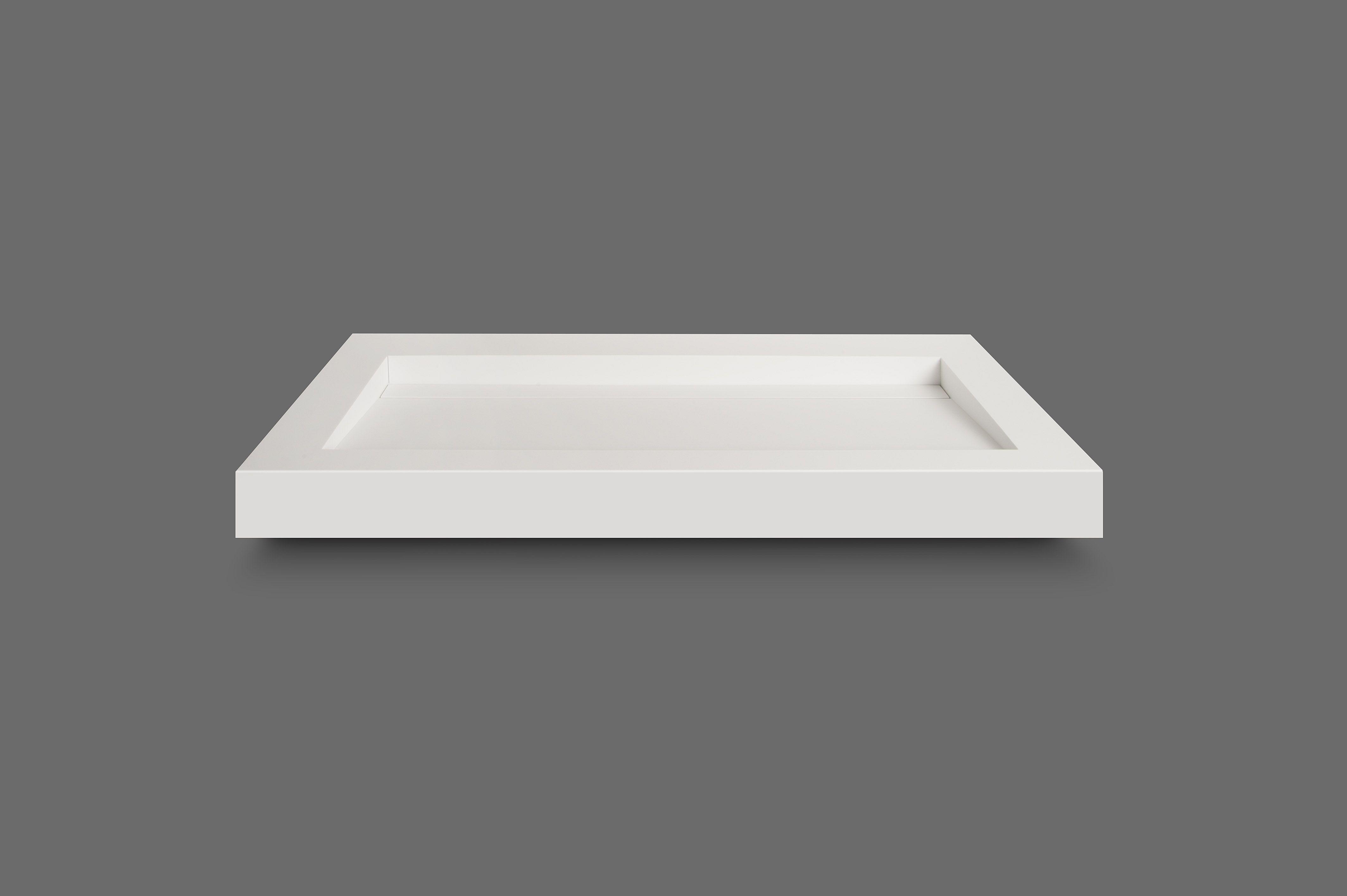 Solid surface hi macs en corian wastafels en badmeubels