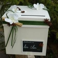 Urne mariage zen recherche google mariage pinterest wedding wedding money boxes and mariage - 65 ans de mariage noce de quoi ...