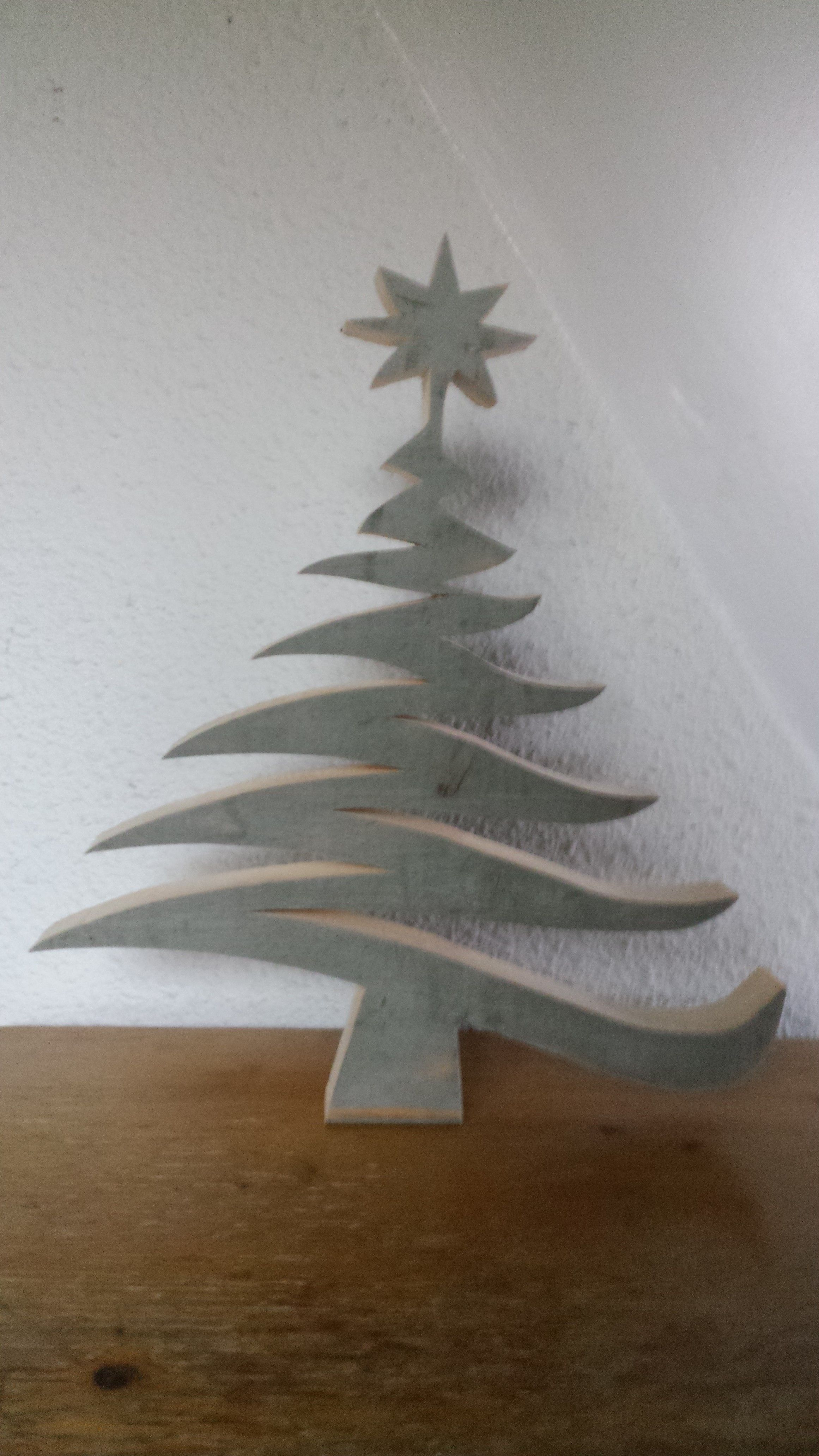 Kerstboom Basteln Basteln by Monika MoserDeck Pinterest Vianoce