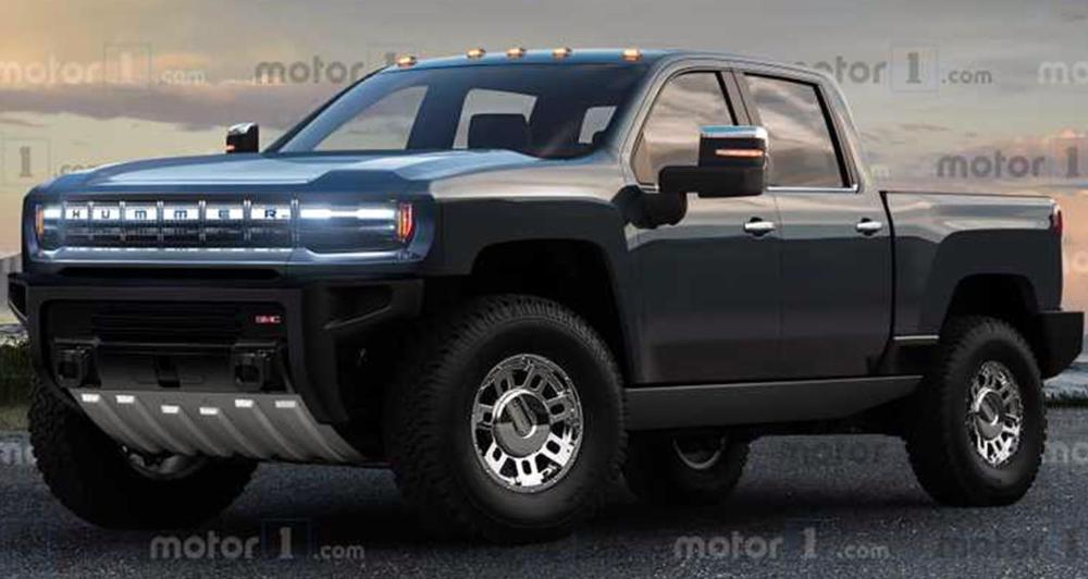 جي أم سي تؤكد على موعد اصدار هامر 2021 البيك أب الكهربائية الصاروخية الجديدة كليا موقع ويلز In 2020 Monster Trucks Car Hummer