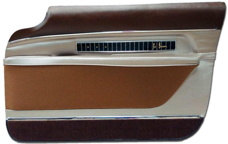 Door Panels Panel Doors Paneling Chrysler Imperial