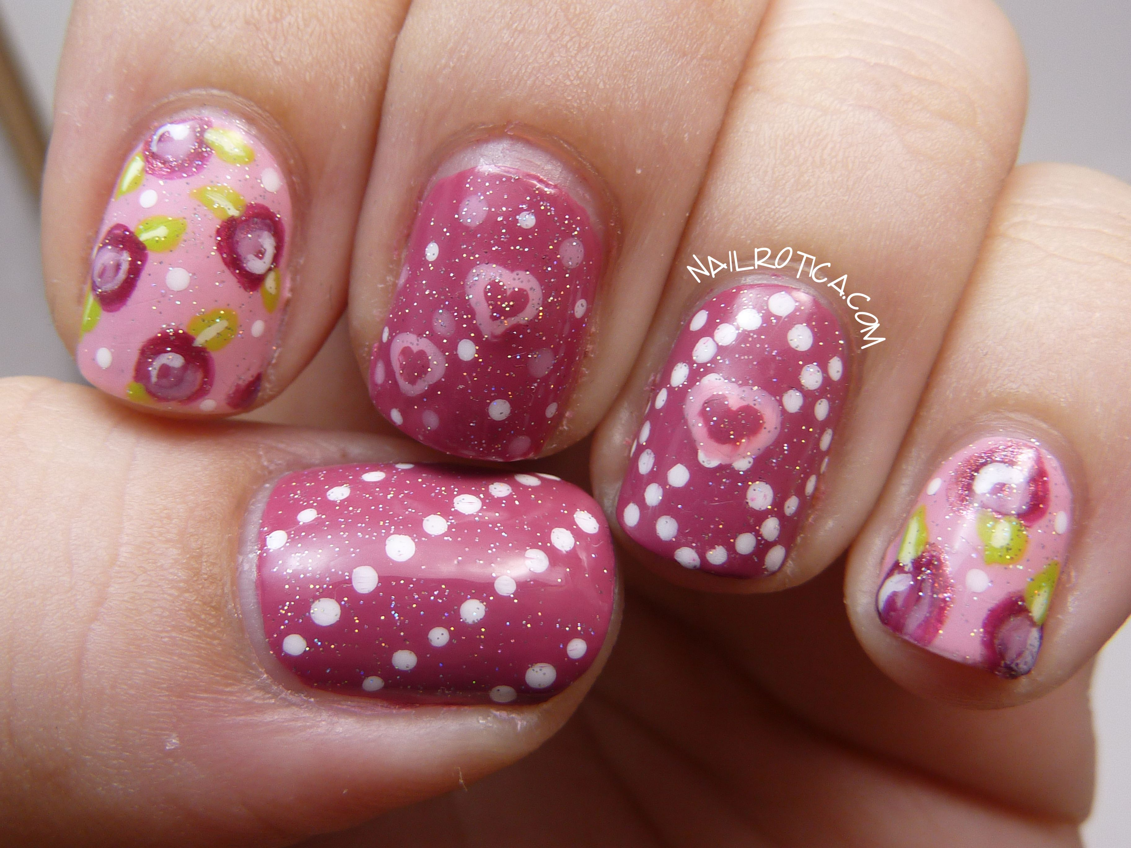 A Rose By Any Other Name Nail Art Pinterest Other As And By