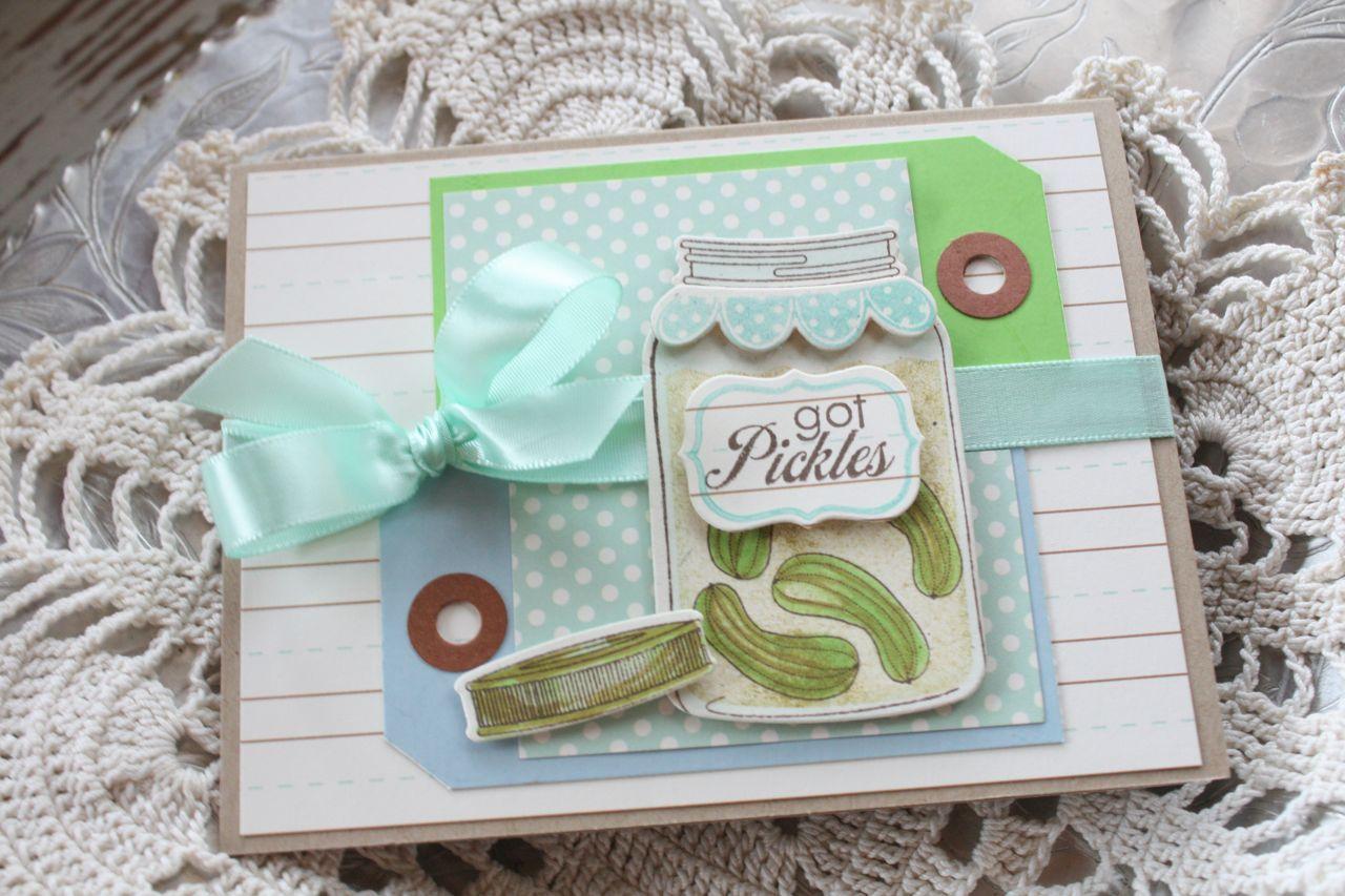 Mish Mash: Got Pickles?