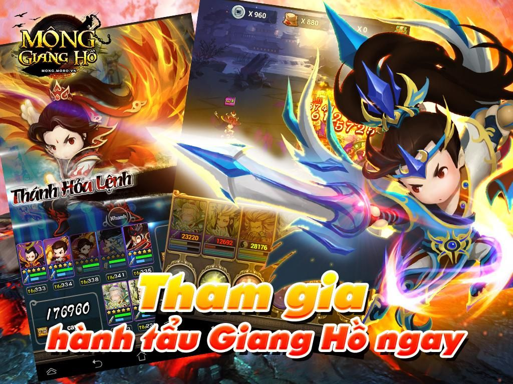Ghim của Hạ Lâm trên Game di dong halowap