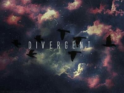 I'm in love with birds now because of Divergent