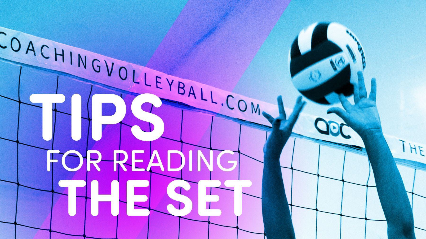 Tips For Reading The Set The Art Of Coaching Volleyball Coaching Volleyball Volleyball Drills Volleyball