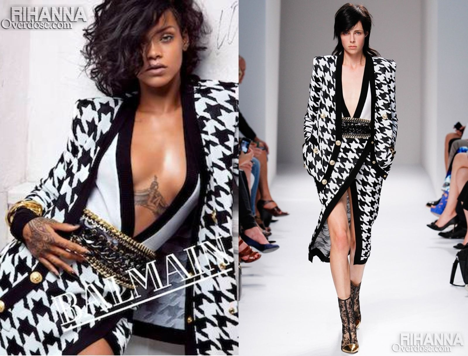 Image result for balmain campaign