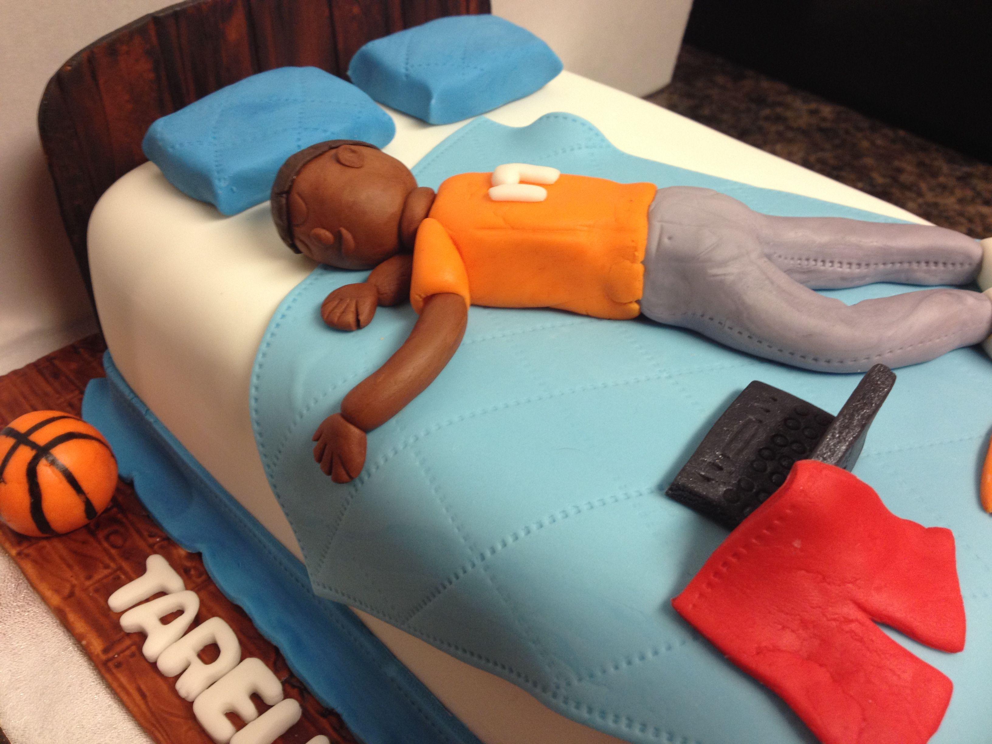 Birthday Cakes For Teenage Guys ~ Teen boy cake pinteres