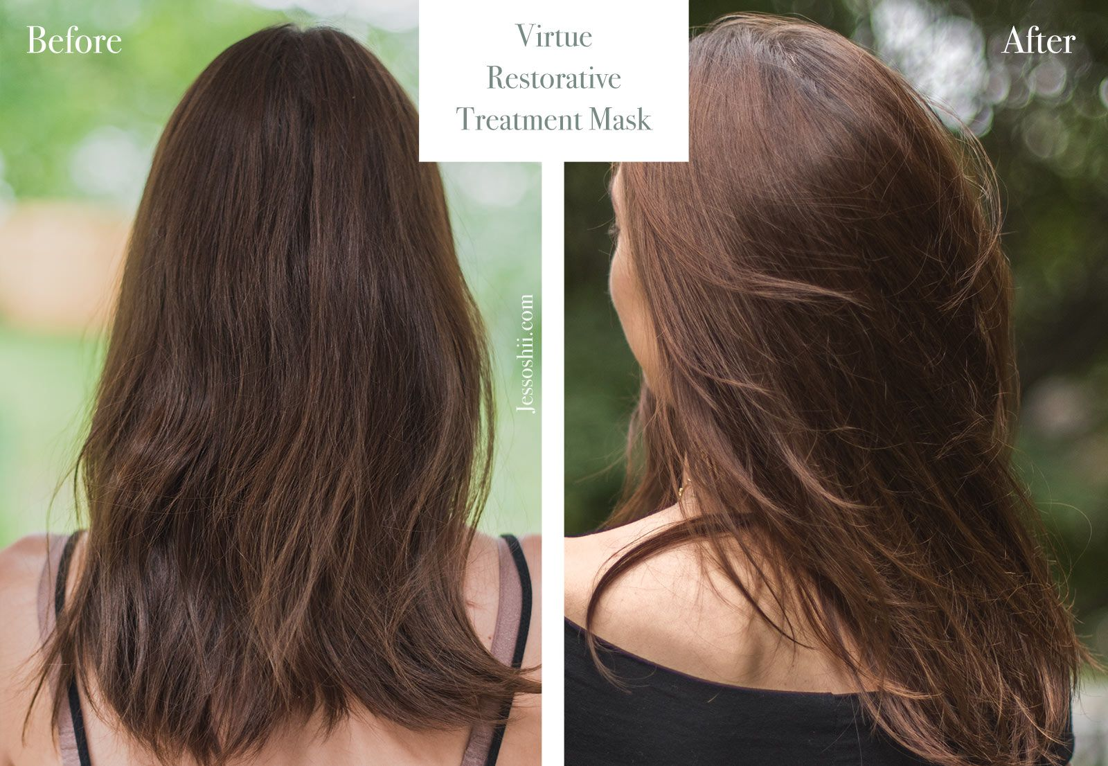 REVIEW Virtue Recovery Shampoo, Conditioner Hair repair