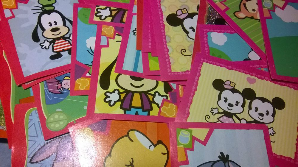 Figurine Panini DISNEY CUTIES lotto di 65 pz diversi, nuovi. #DisneyCuties #Figurine #panini