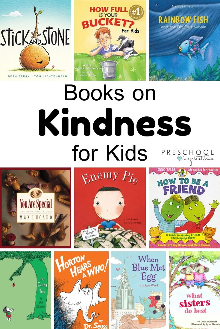 Teacher and Parent Recommended Books on Kindness for Kids is part of Preschool books, Kindness activities, Confidence kids, Kindness lessons, Books about kindness, Teaching kids - See some of the top picks for books on kindness from teachers and parents  In a world where you can be anything, be kind  Books about kindness are so powerful for children  They help teach empathy, compassion, and of course kindness  As a preschool teacher, I can tell you that some concepts are really hardView Post