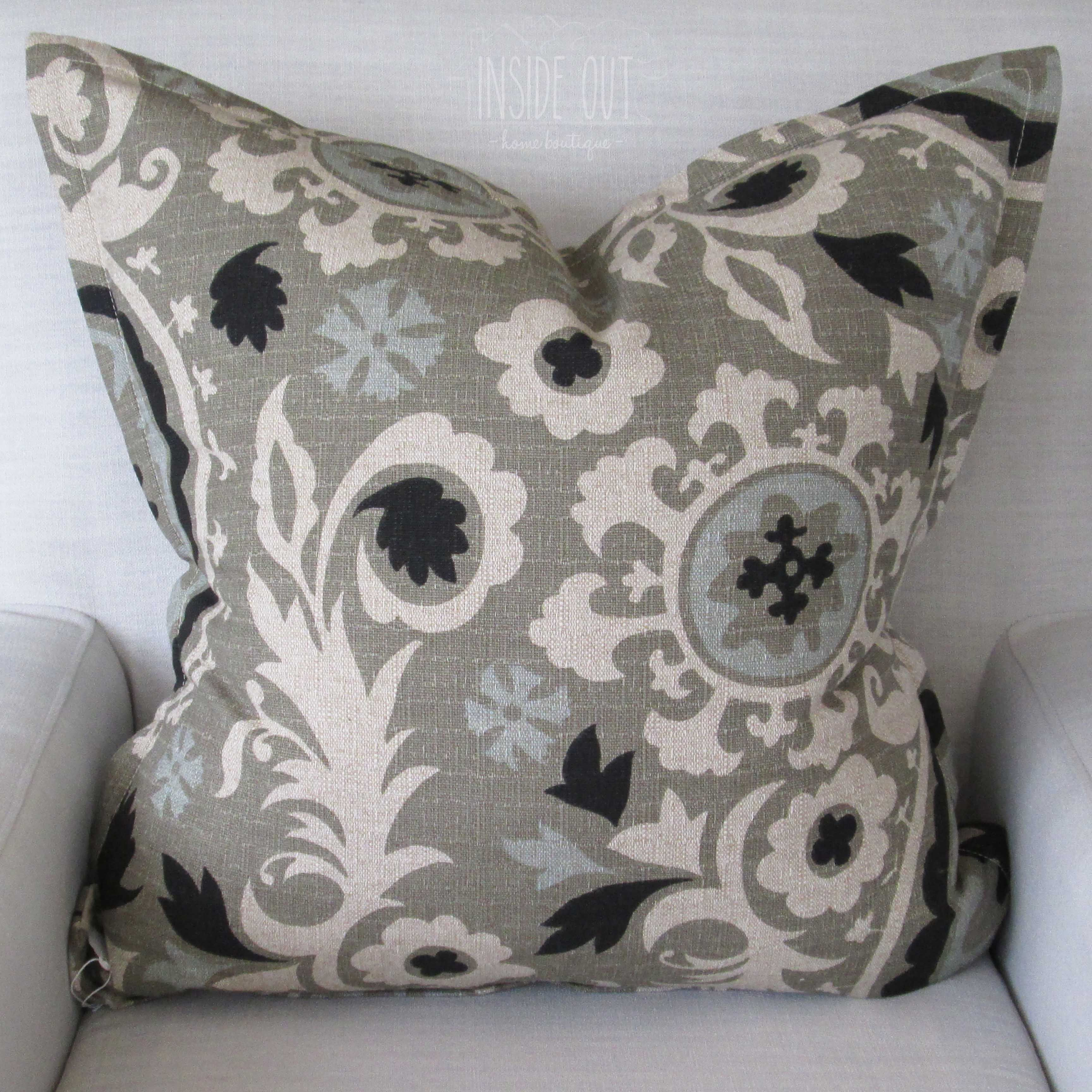 Tribal Flax - 60 x 60 - Inside Out Home Boutique - Not in stock - Available for order online at www.insideouthb.co.za