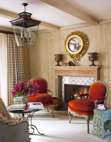 garage in salt lake city was turned into guesthouse by designers marshall watson and jeffery kilmer porcelain garden stools are perfectly scaled for also gorgeous fall color schemes you  re going to want copy decor rh za pinterest