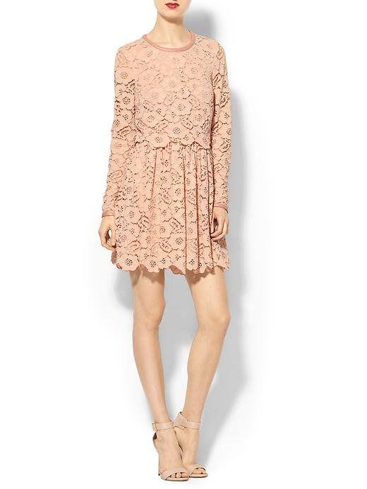 Pin for Later: Diese 11 Kleider aus Piperlimes Frühlings-Sale sind ein Muss Rachel Zoe Lace Kleid Rachel Zoe Libby Lace Dress ($450)