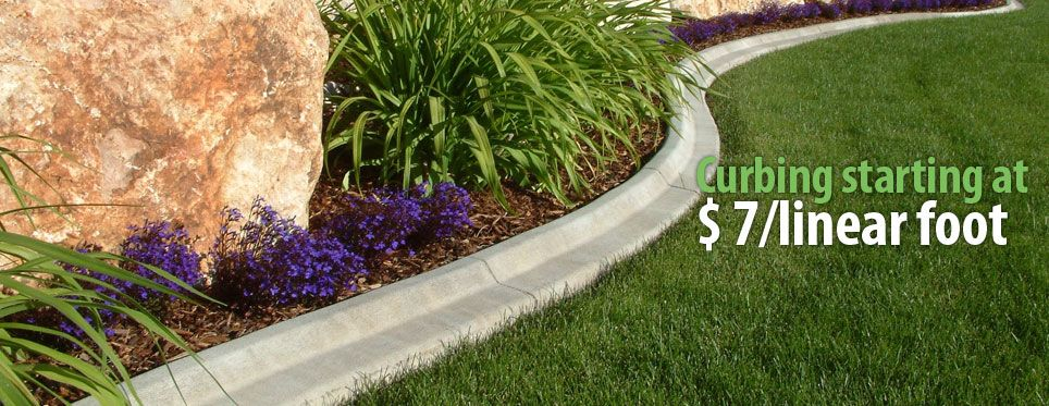 Curbing In Branson Moonline provide design home and garden
