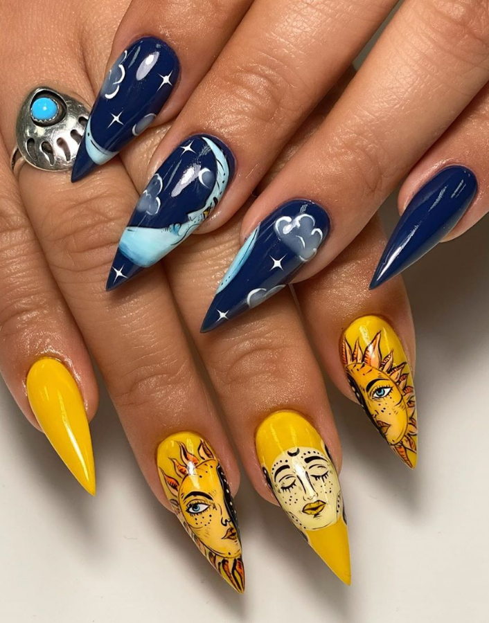 Photo of 70 Fresh Design Ideas for Almond-Shaped Nails