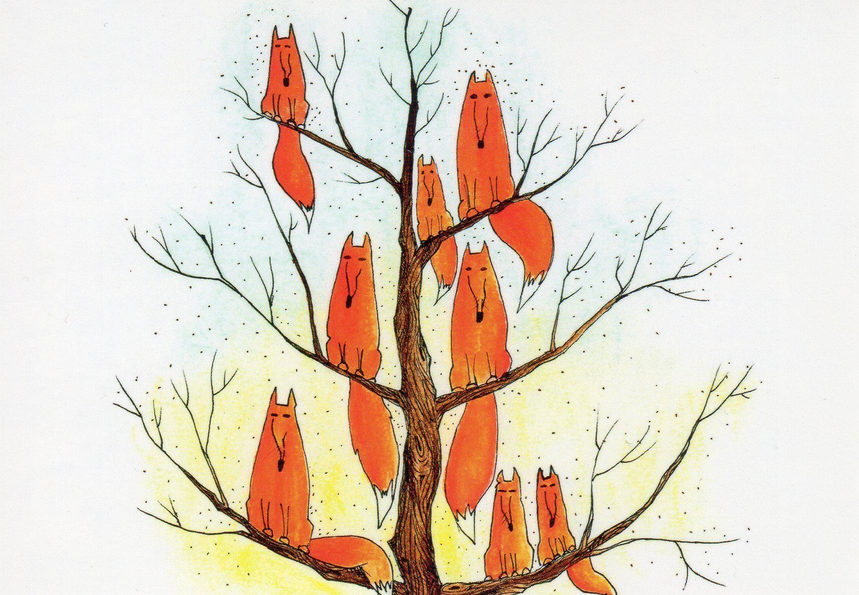 Postcard designed by Marysya Rudska