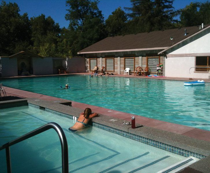 Jackson Wellsprings The Is A 30 Acre Natural Hot Springs Spa And