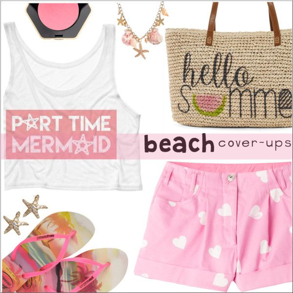 In the Bag: Beach Totes on Polyvore