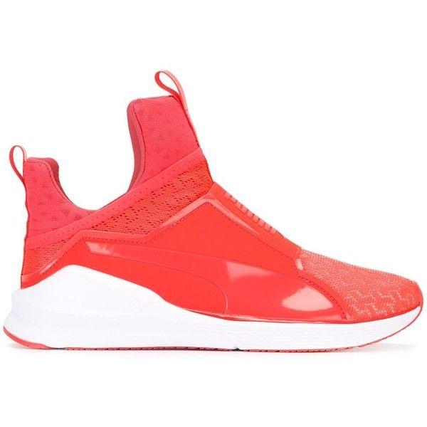 quality design 1e1c5 af263 Puma x Rihanna 'Fenty' sneakers ($99) ❤ liked on Polyvore ...
