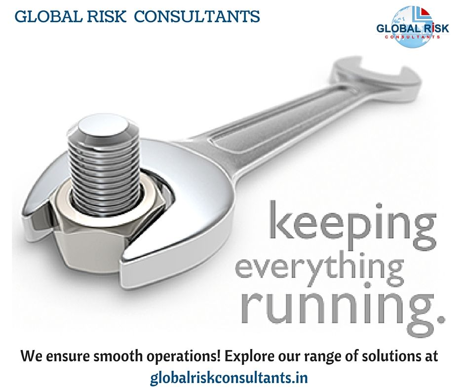 Global risk consultants is engaged in business of