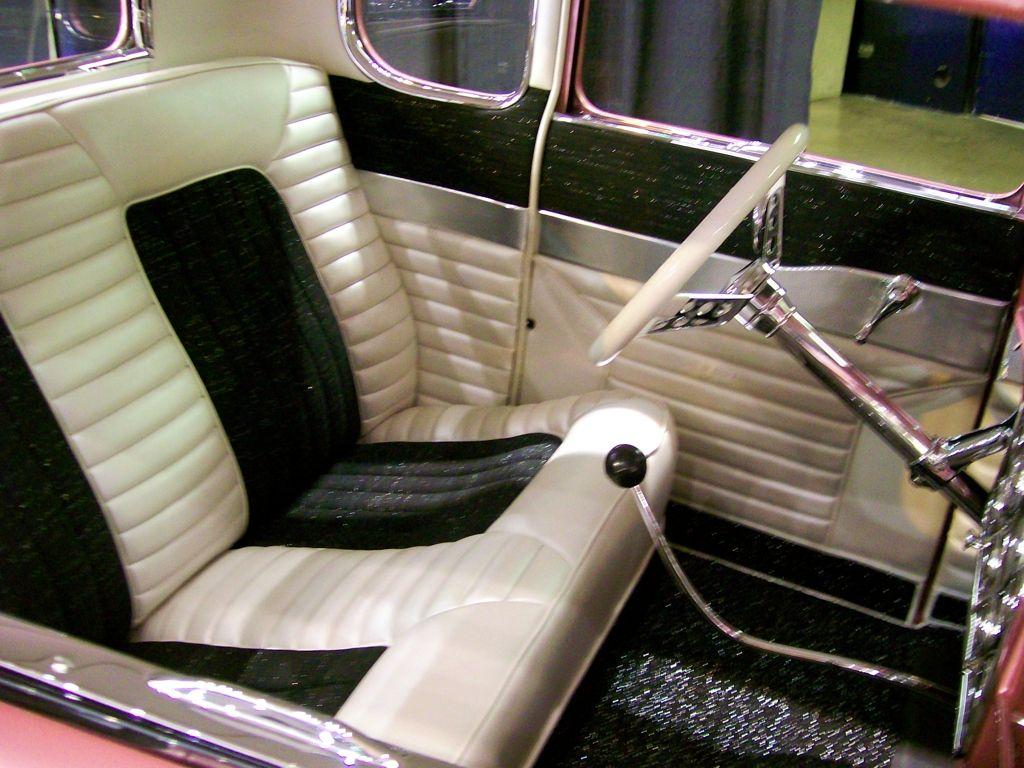 roadster interior mild custom wrapped up pinterest car interiors kustom and. Black Bedroom Furniture Sets. Home Design Ideas