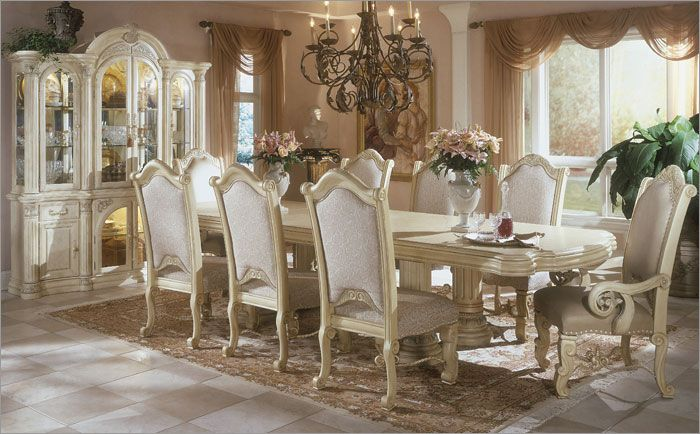 Aico Silver Snow For The Formal Dining Room Elegant