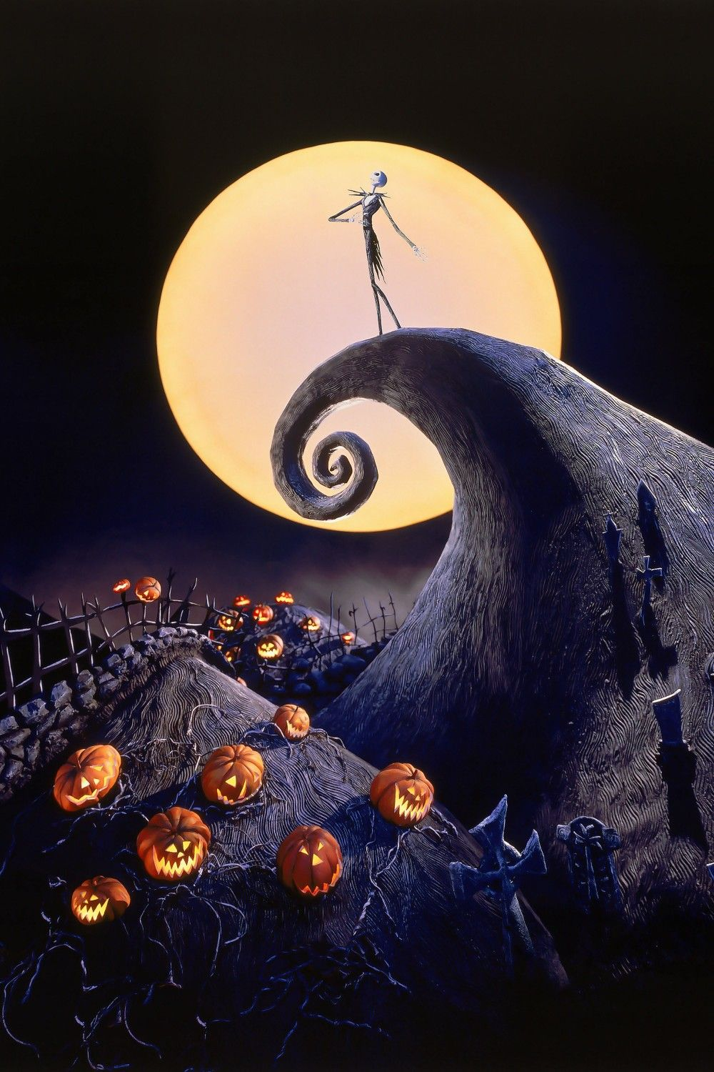 The Nightmare Before Christmas | Nightmare before Christmas in 2018 ...