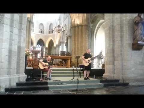 Therapy? Diane Vestrock 2015 in de basiliek te Hulst ! - YouTube
