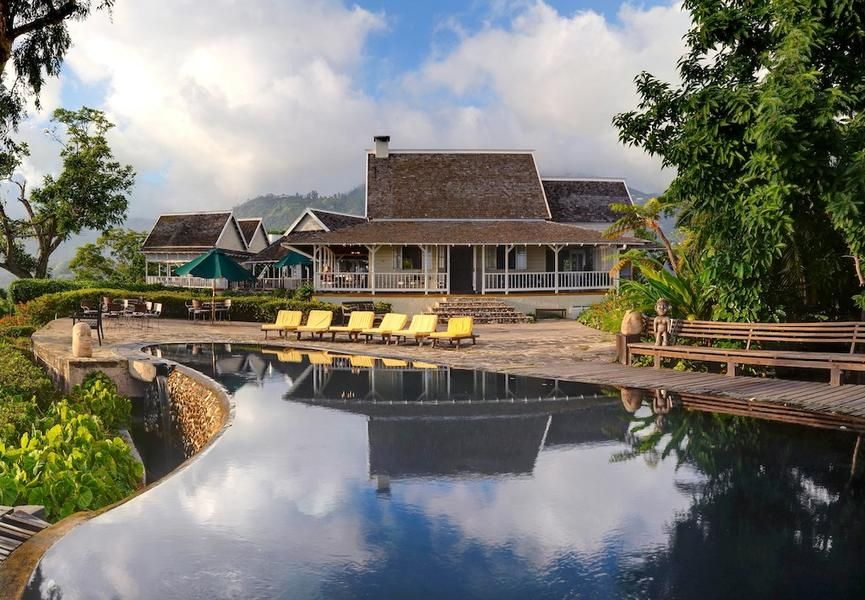 Strawberry Hill Jamaica 10 Super Small Hotels