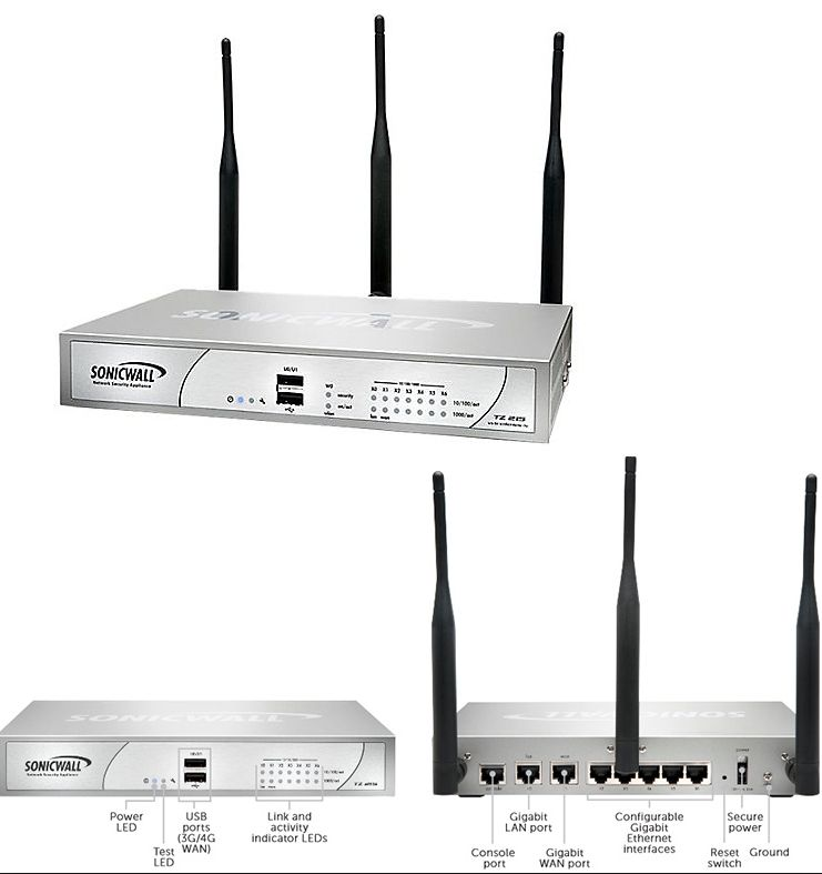 firewall and vpn devices 51168 sonicwall tz 215w wireless on sonic wall id=69060