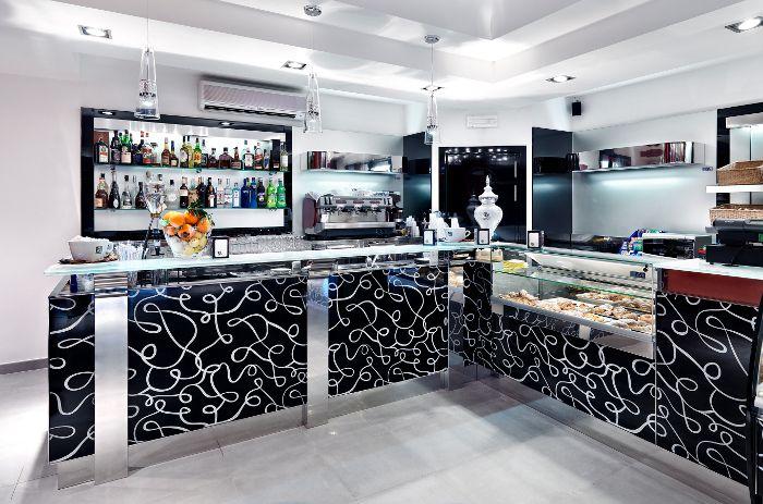 Realizzazioni isa arredamento bar gelaterie for Isa arredamenti