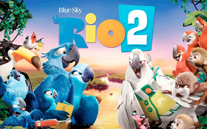 Rio Movie Rio 2 Movie Movie Wallpapers