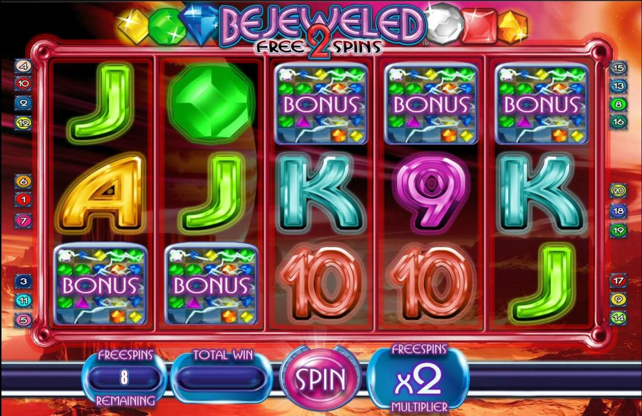 Bejeweled Slot Review Excellent Online Slots Canada