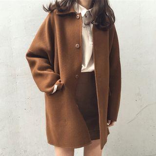 Kaufen Sie Astarte Pocketed Snap-Button Coat auf YesStyle.com! Qualitätsprodukte zu …   – Home