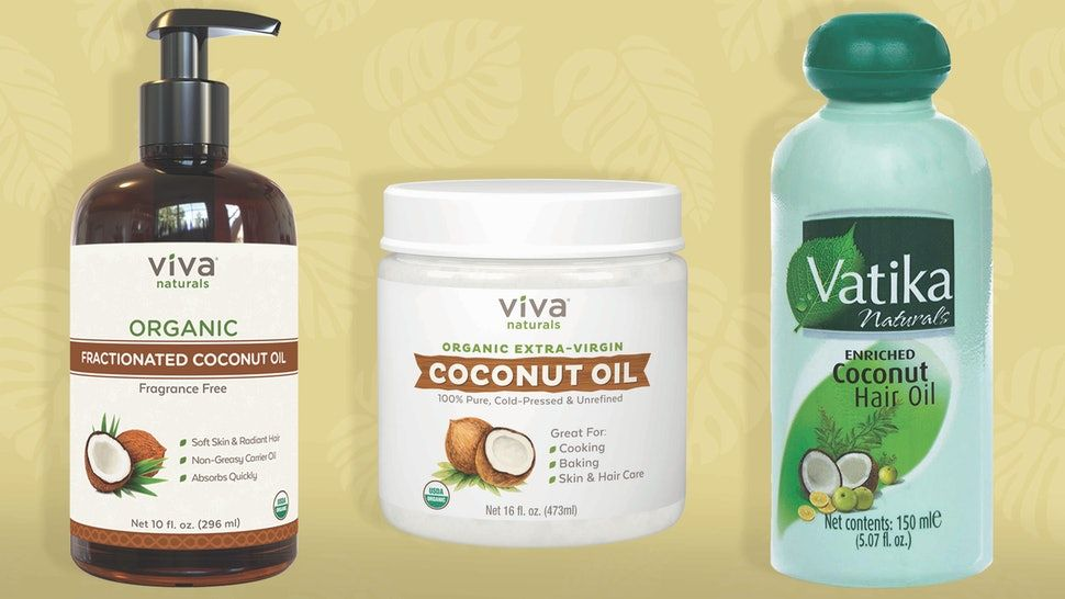 The 5 Best Coconut Oils For Hair Best Coconut Oil Coconut Oil For Skin Coconut Oil For Face