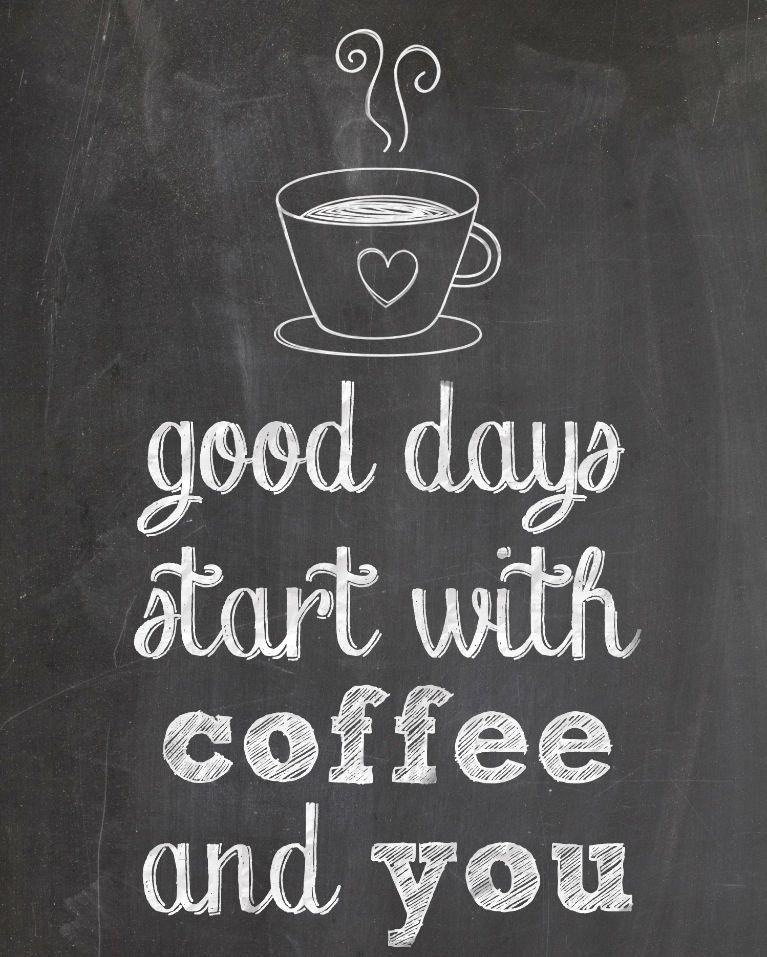 J'ai dejà le bon café, j'ai presque fait le plus dur ;-)