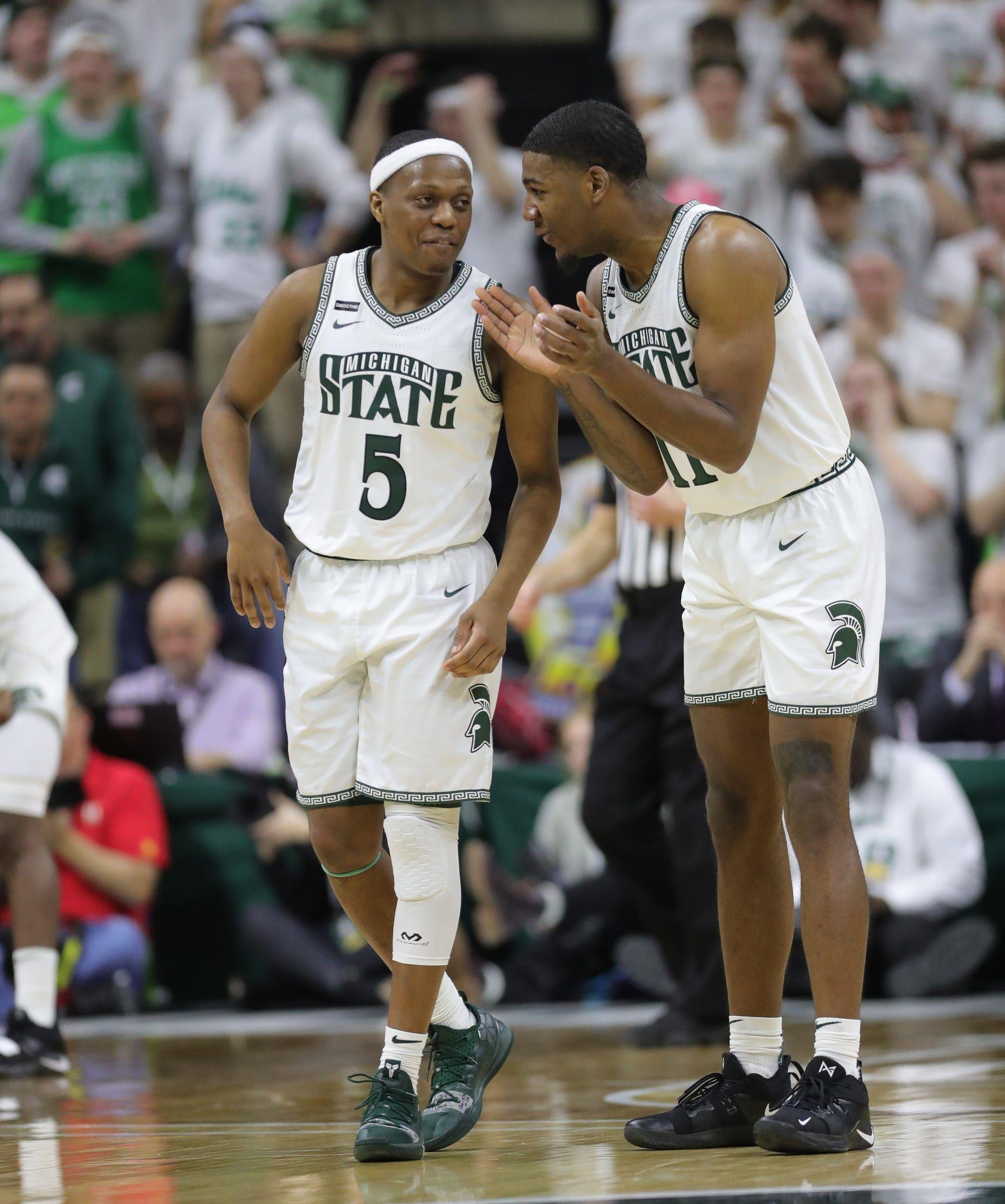 Michigan State Basketball Vs Ohio State Scouting Report Prediction In 2020 Michigan State Basketball Michigan State Spartans Basketball Ncaa Tournament