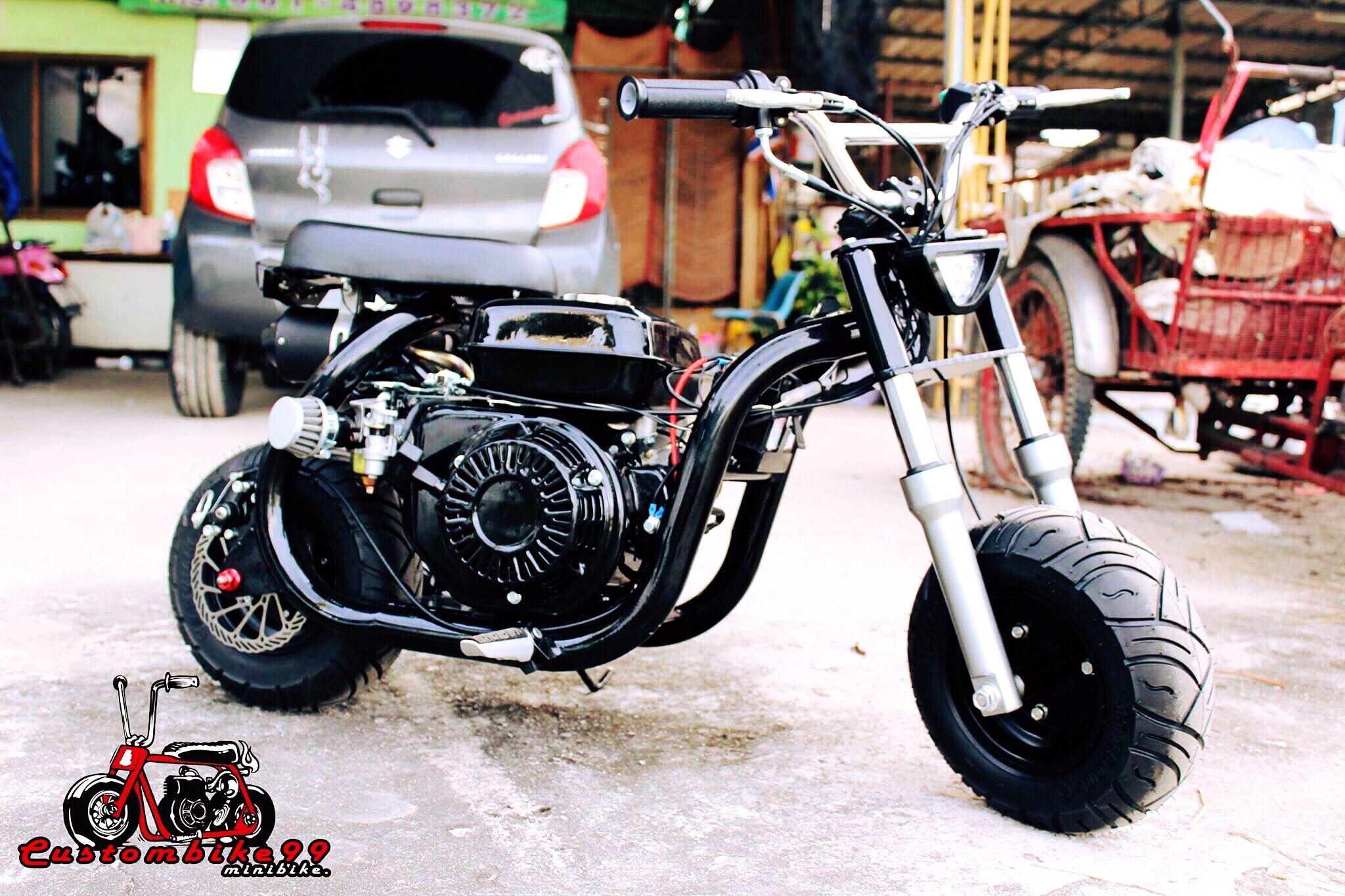 Pin By Holmez Marcus On Bike Mini Bike Custom Mini Bike Bmw