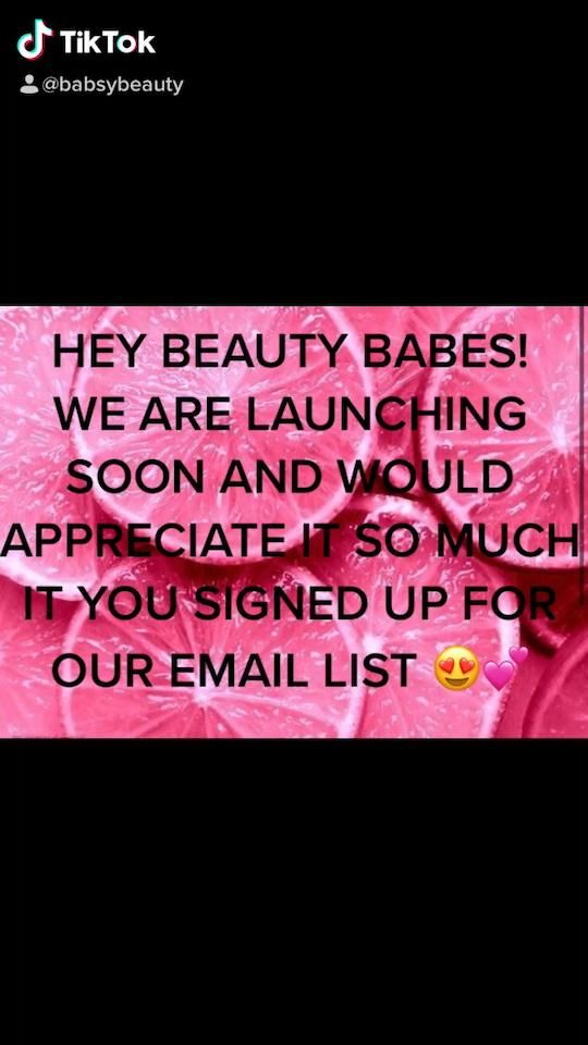 Email List Video Beauty Quotes Eyelash Extensions Beauty Routines