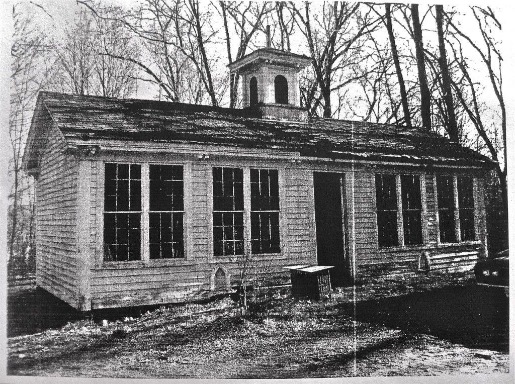 Example of victorian era chicken house