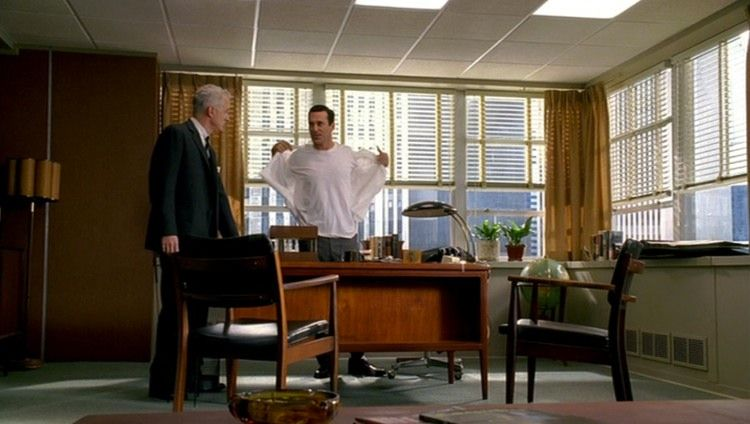 Mad men drapers office 5 compositions pinterest mad men mad