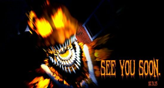 HALLOWEEN UPDATE!!!!!! FOR FNAF!!!!!! SOOOO EXCITED. There is more ...
