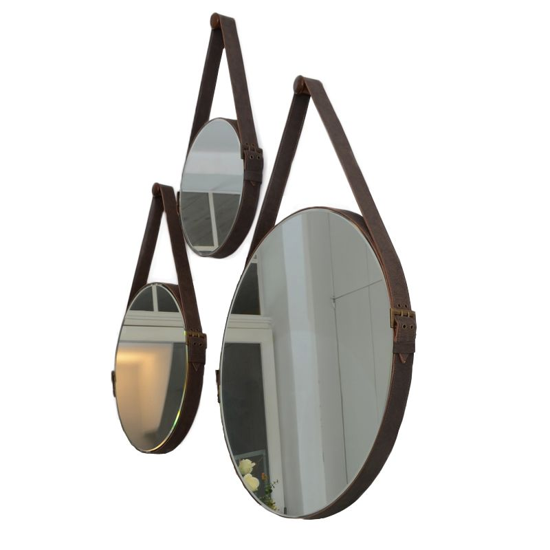 Celles mirror available in 3 different sizes for Different sized mirrors