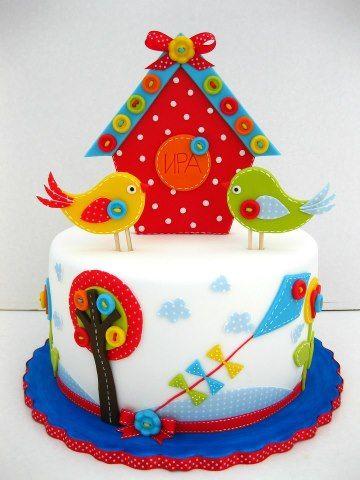 Cake by Mina Bakalova